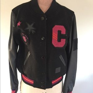 34bb6cba8f Women s Coach Varsity Jacket on Poshmark